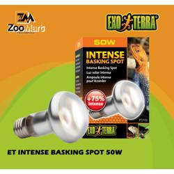 Exoterra Intense Basking Spot 50w / Exo Terra Lampu UVA Reptil