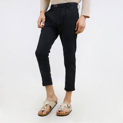 Hubbu Celana Panjang Chino Pria B01913H Hitam
