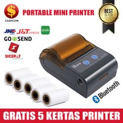 NEW!!! Mini Portable Printer Bluetooth Charging System