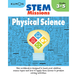 Buku Anak - Kumon - STEM Missions: Physical Science