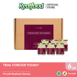 Realfood Trial Program Forever Young+ Fully Concentrated Bird's Nest