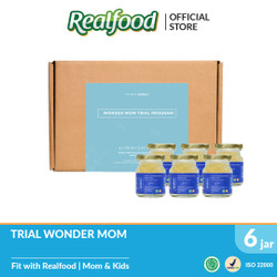Realfood Trial Program Wonder Mom Fully Concentrated Bird's Nest