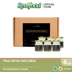 Realfood Trial Program Royal Wellness Fully Concentrated Bird's Nest