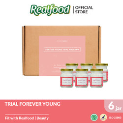 Realfood Trial Program Forever Young Semi Concentrated Bird's Nest