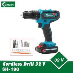 Mesin bor Cordless Drill 32V SH190 Mailtank