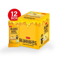12 Pcs HEONZ Honey Butter Almond 30g