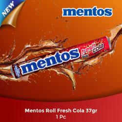 Mentos Roll Fresh Cola 37 gr