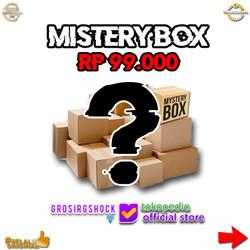 Mystery box Misteri box misteri bok Jam Tangan GrosirGshock Original