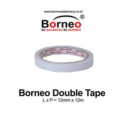 Borneo Double Tape 12 mm x 12 m