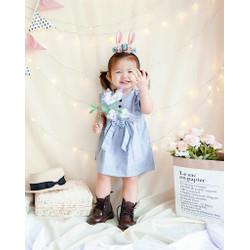 Dress anak perempuan, baju anak kode LE2003
