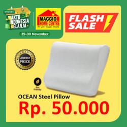 Maggio - Bantal Anti Ngorok Steel Pillow