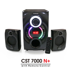 Speaker Bluetooth Simbadda CST 7000N+ Subwoofer Bass Power LED Display