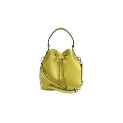 Amelia Bucket Bag - Yellow