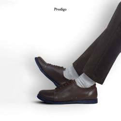 PRODIGO * Sepatu Boots Pria Singasari tan