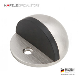 Hafele Floor Mounted Door Stop - Penahan Pintu - Steel
