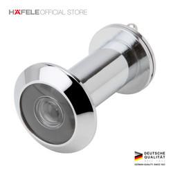 Hafele Door Viewer Flap Wide Angle 180º - Lubang Intip Pintu