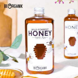 Madu Hutan Beorganik 730gr - Natural Raw Forest Honey Asli 100%