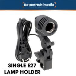 Lamp Holder E27 Single For Stand Light