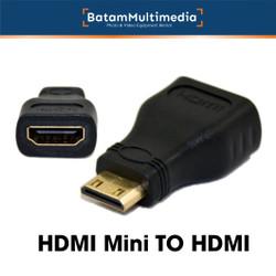 Converter HDMI Mini to HDMI Adapter