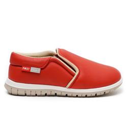 First Light K21 Red Sepatu Anak Balita Gratis Kaos Kaki