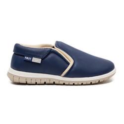 First Light K21 Blue Sepatu Anak Balita Gratis Kaos Kaki
