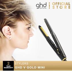 "GHD ""V Gold Mini Styler"" - Catokan Rambut Ionic [GS-12MINIEU]"