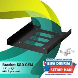 """Bracket SSD 2,5"""" to 3,5"""""""