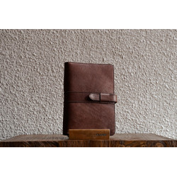 M+ Travel Notebook Cover/Fox - A5 size, example : Leuchtturm1917