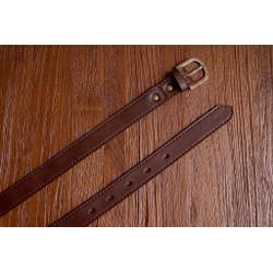 Everyday Leather Belt 30mm/Fox - Sabuk Kulit - Various Sizes.