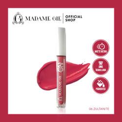 Madame Gie Always On Lip Cream - MakeUp Lip Cream Lipstik