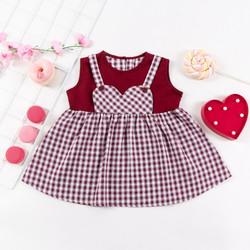 Dress anak perempuan, baju anak kode LE2024