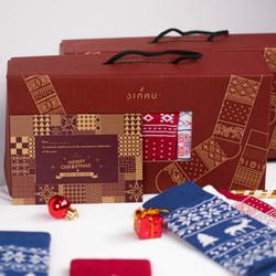 Kaos Kaki SINAU Christmas Socks Hampers