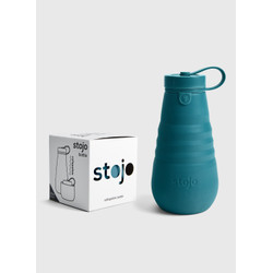 The Fall Collection Stojo Collapsible Bottle - 20oz Lagoon