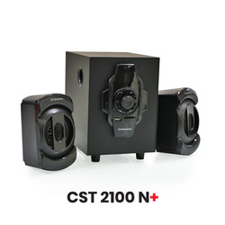 Speaker Bluetooth Simbadda CST 2100N+ - Subwoofer Bass Music Player