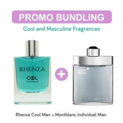 Promo Bundling - Cool and Masculine Fragrances