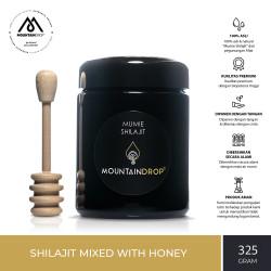 Mountaindrop Shilajit mixed with raw chestnut honey 325 gram