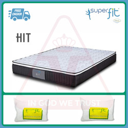 Comforta Superfit Hit 180 200 160 120 100 Matras Springbed Bed Only