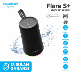 Soundcore Flare S Plus Bluetooth Speaker A3163