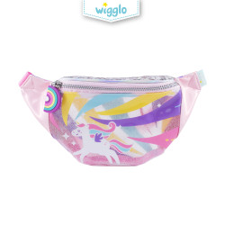 Wigglo Junior Waistbag Cotton Candy Unicorn