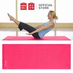 MINISO Matras Yoga Mat Yoga Anti Slip Karet Berkualitas Lembut 3mm