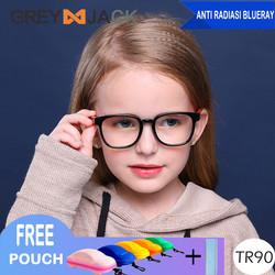 Kacamata Anak/ Kacamata Anti Radiasi/ Kacamata Anti Sinar Biru/S8158