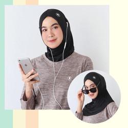HITJAB - Hijab Sport Earphone Kacamata