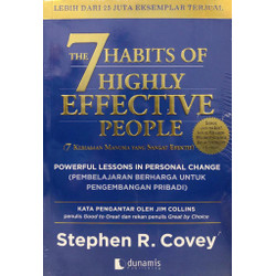 BUKU The 7 Habits of Highly Effective People Stephen R. Covey