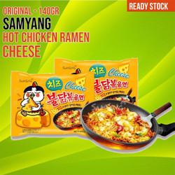 SAMYANG HOT CHICKEN RAMEN CHEESE PACK 140GR
