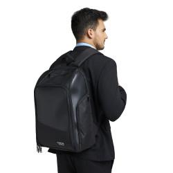 Martinversa TD1 Tas Ransel Pria Man Backpack Laptop/Macbook Kanvas