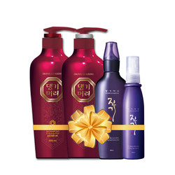 Daeng Gi Meo Ri - Red Complete Package Sets Damage Hair