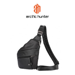 ARCTIC HUNTER XB00041 Crossbody Bag - Tas Selempang BLACK