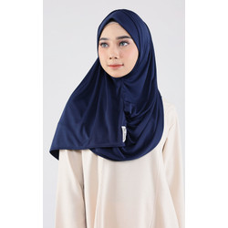 Syakiya Hijab Mask 05 Navy
