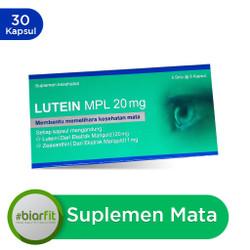 Lutein MPL Suplemen kesehatan Mata isi 30 kapsul