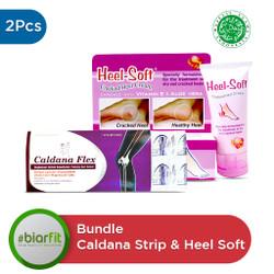 Buy Heel - Soft 50 gr Cream & Caldana Flex Strip